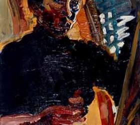 1978 Autoritratto 30x40